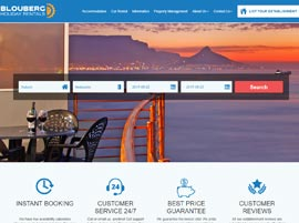 Great Search Engine Positioning for a Blouberg Property Management and Holiday Rental Company