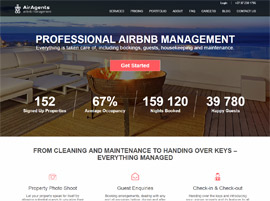 Search Engine Optimization for a Airbnb Management Company in Cape Town