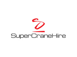 Super Crane Logo Design